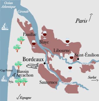 Carte Bordeaux Unesco.Life In Bordeaux