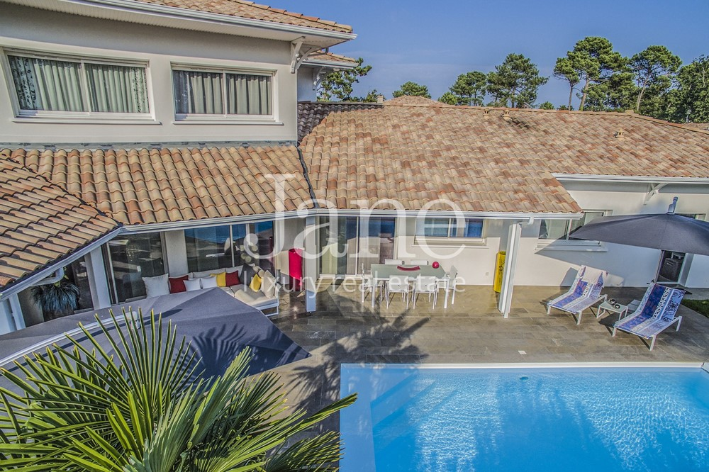 Maison avec piscine andernos - Piscine andernos les bains ...