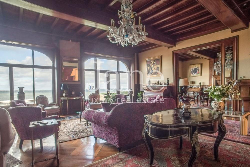 villa vue mer arcachon. Black Bedroom Furniture Sets. Home Design Ideas